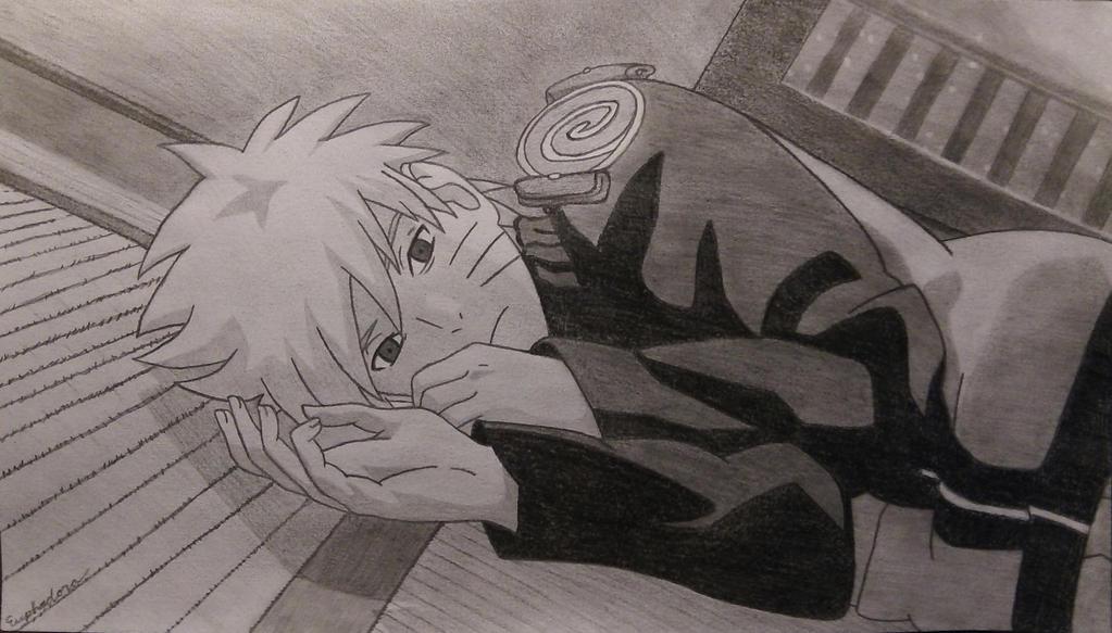 Naruto's Burden by Euphadora