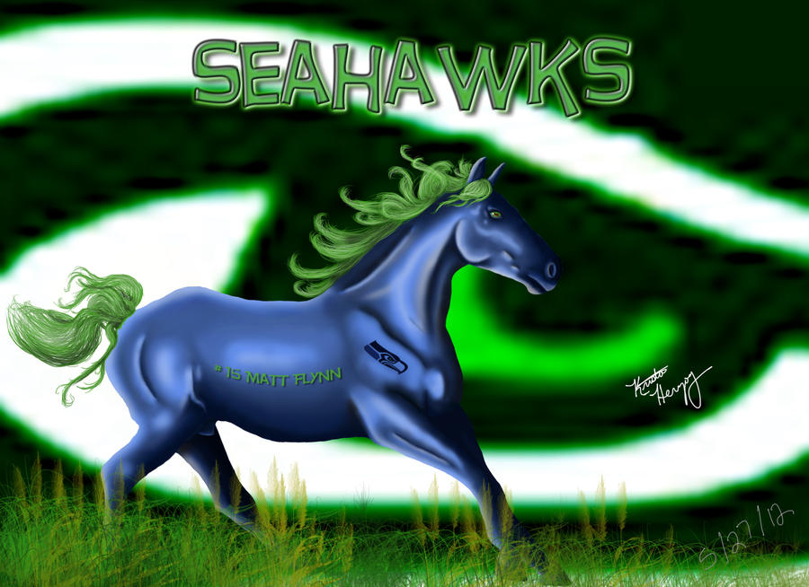 Seahawks by Promissed