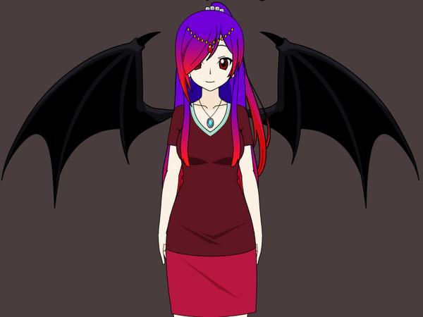 Vampire by starryfan