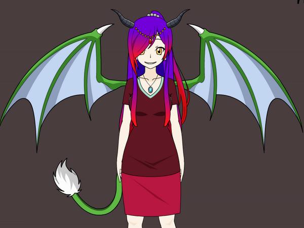 Dragon by starryfan