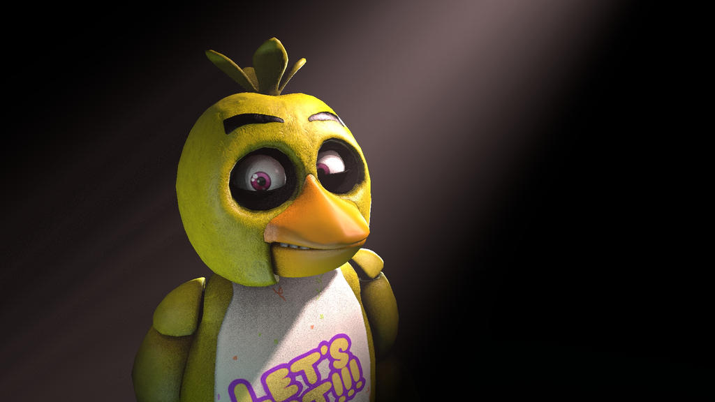 Five Nights at Freddy&#39-s Chica - 1337 Wiki