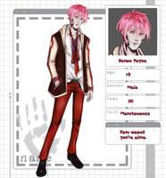 C-H:: Revan Payne by sayroo