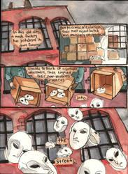 Street Masquerade p1