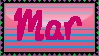 Stamp for Mar by Shleet338