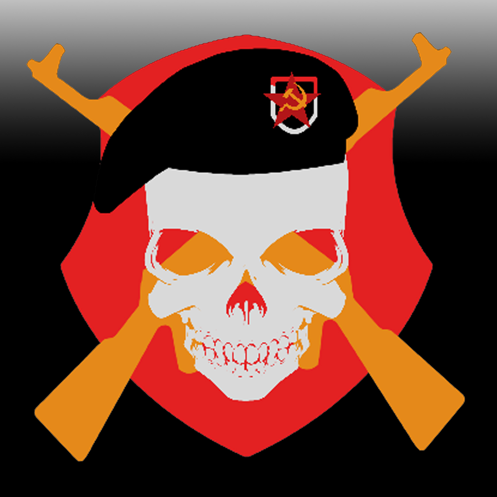 GRU Skull Emblem by Davis--237834 on DeviantArt