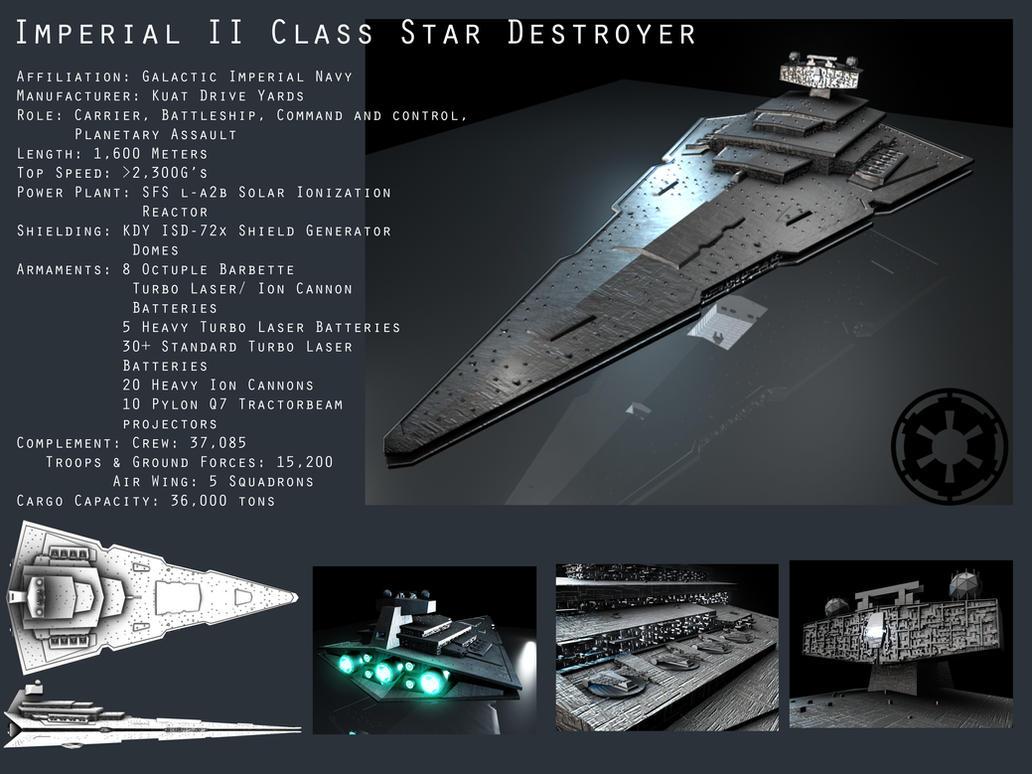 Imperial Star Destroyer By Davis  237834 ...