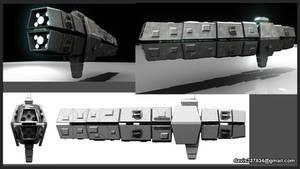 Midway Class Battlecruiser