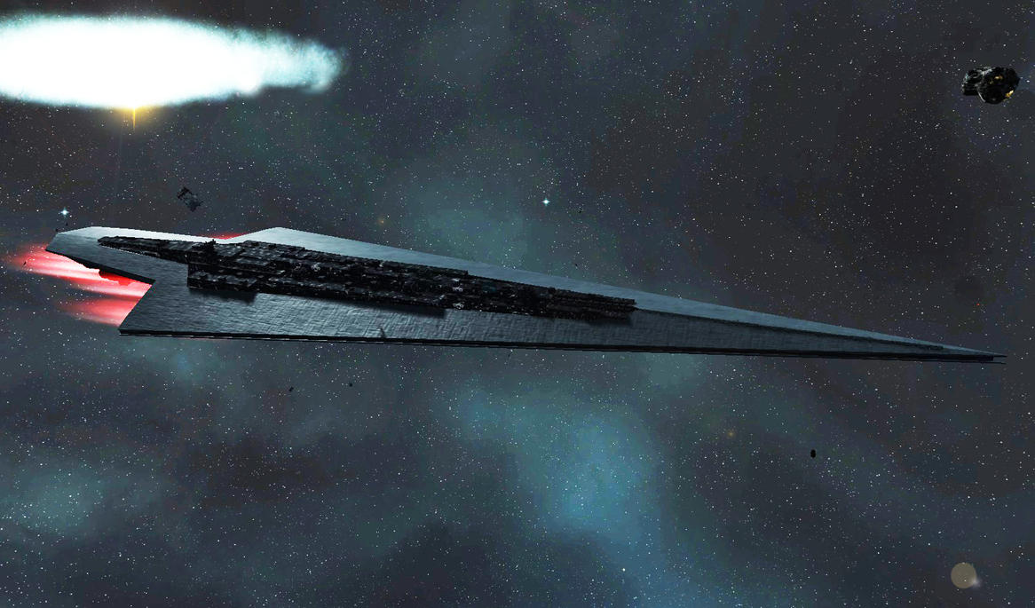 Executor-Class Star Destroyer by Davis--237834