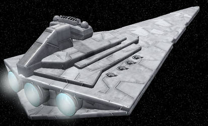 Spore: Imperial Star Destroyer by Cyrannian