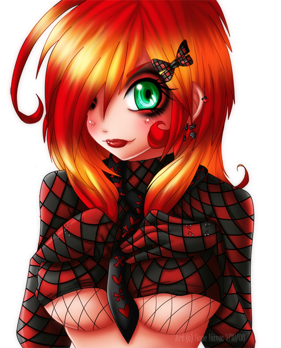 Checkered by ItazuraButterfly