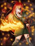 Flame Haze