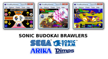 Sonic Budokai Brawlers