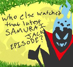 Samurai Jack doodles (Warning: NSFW!)