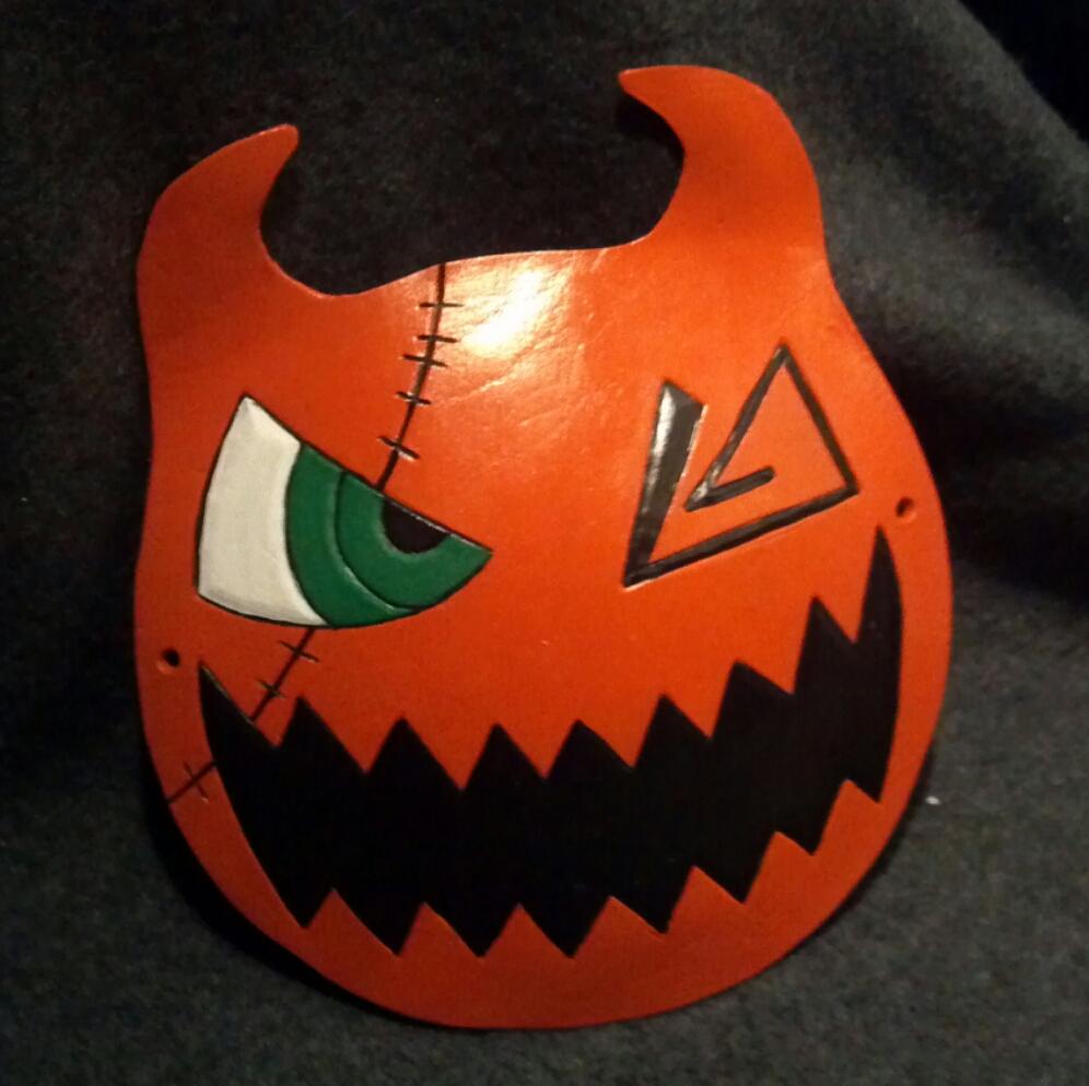 Halloween town Sora mask by kryie on DeviantArt