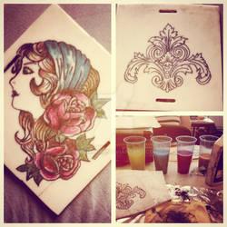 Tattoo Academy Day 4