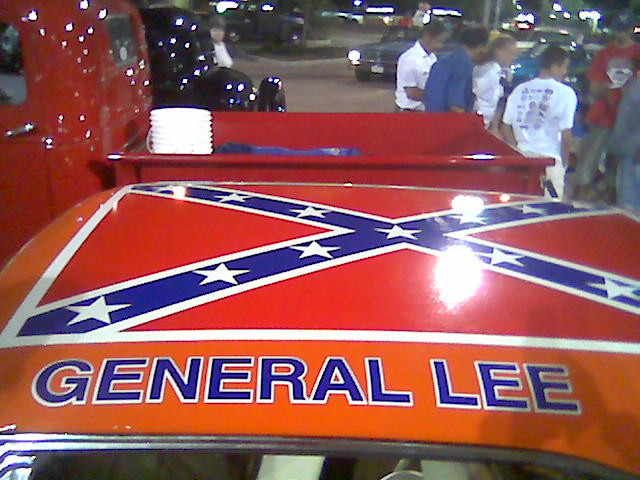 general lee roof top... by kennyvsgir