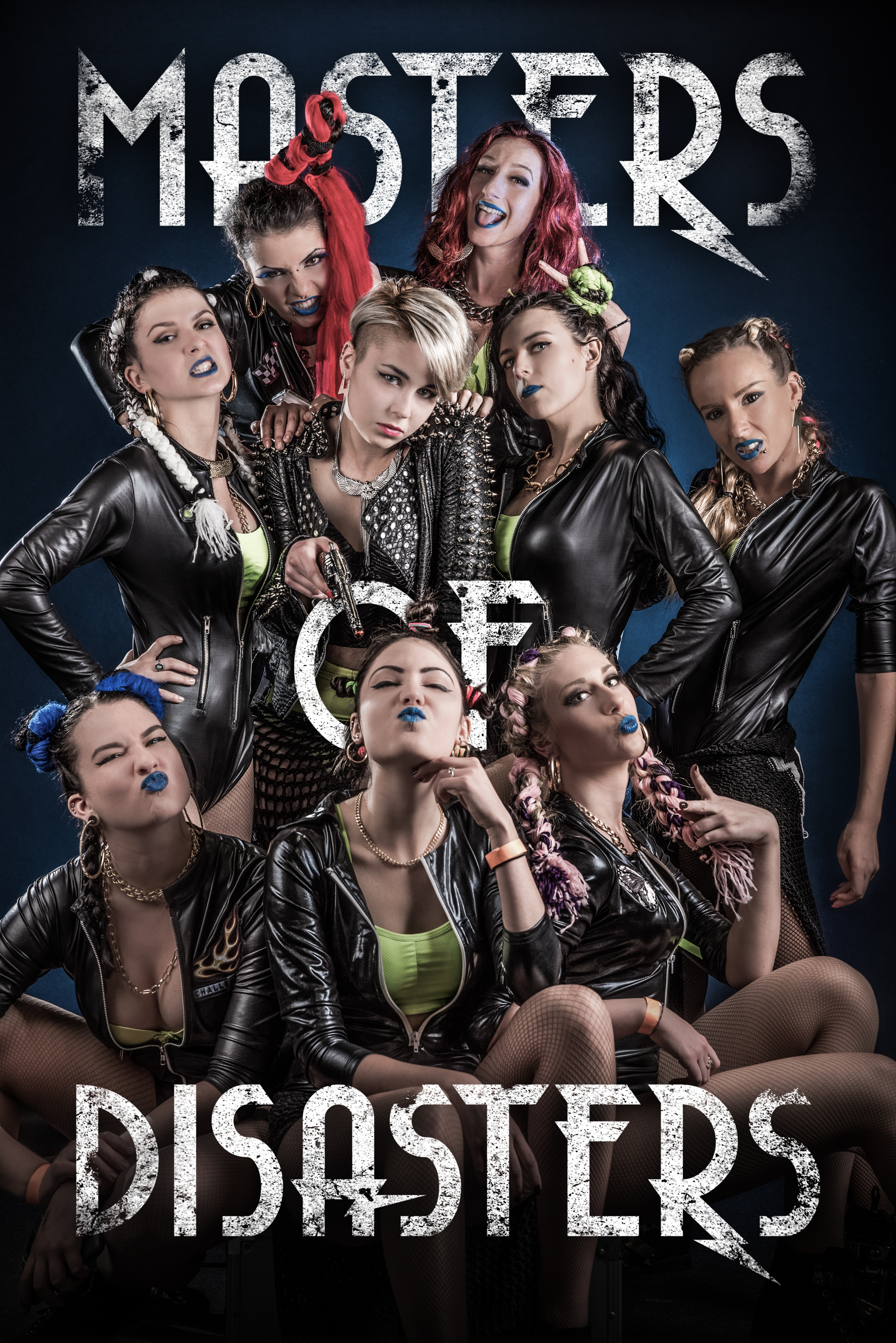 MOD (Masters of Disasters), the most popular Bulgarian kpop dance cover group.