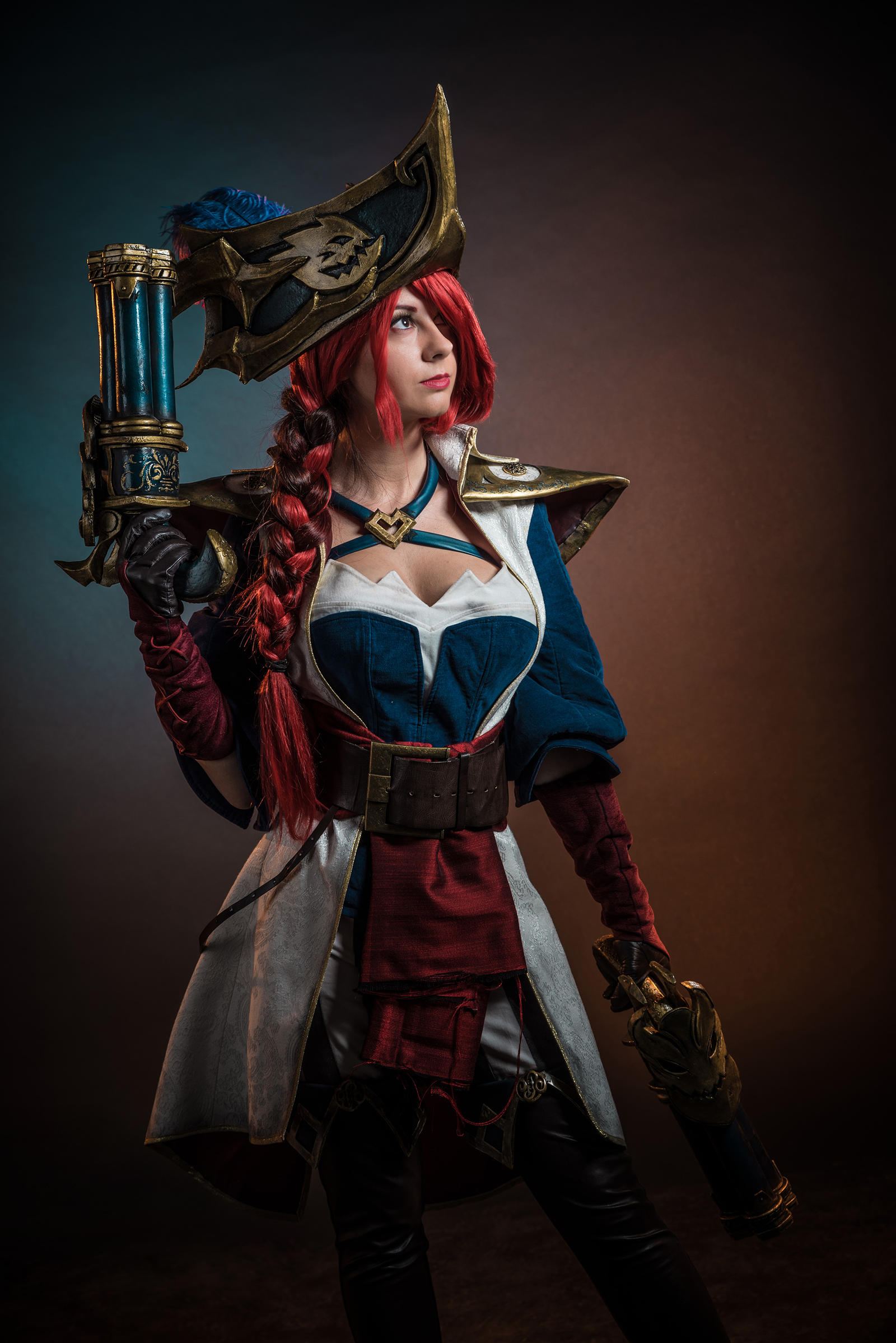 League of legends miss fortune cosplay