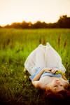 Asleep in the Fields