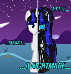 Nightmare (Updated) by Severity-Gray