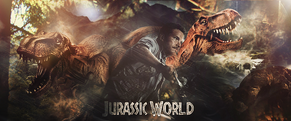 Jurassic world by kundeisuke