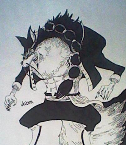 Jabra the wolf man by Nico-Robin09 on DeviantArt