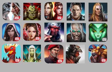 Iconos Compilation