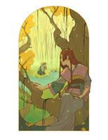 In the Wood by Yutaan