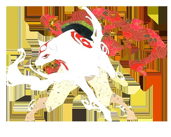 White Wolf by Yutaan