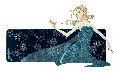 The Cold Never Bothered Me by Yutaan
