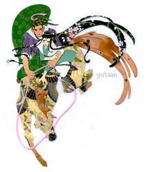 Full Gallop by Yutaan