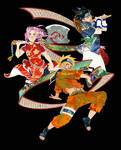 FIGHTING DREAMERS