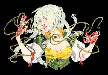 Woven Magic by Yutaan