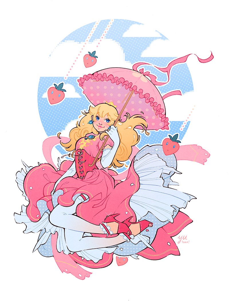Parasol Princess by Yutaan