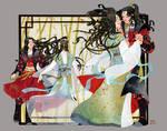 Bright Future, Fading Past by Yutaan