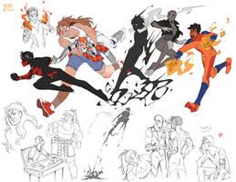 Rivals - Character Sheet