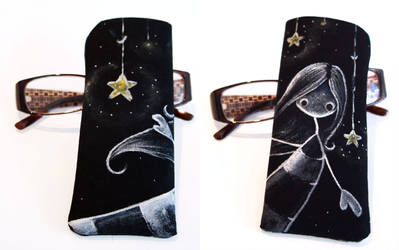 Eyeglass case - Star catcher