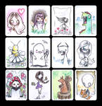 2013 - ACEO collection 2