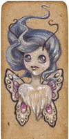 Pixie bookmark no. 12