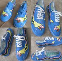 Lady Rainicorn Shoes