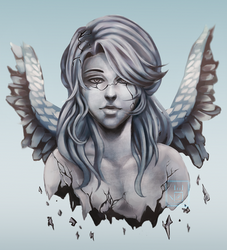 Angel (Draw This In Your Style) by ChicaChapa