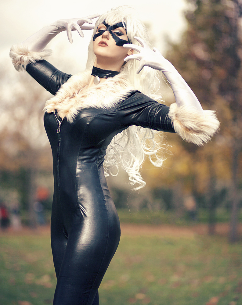 Me? I'm Black Cat, and I just crossed your path by ToxicHime
