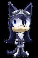 .:comm:. Chibi Blizzard by Tri-shield