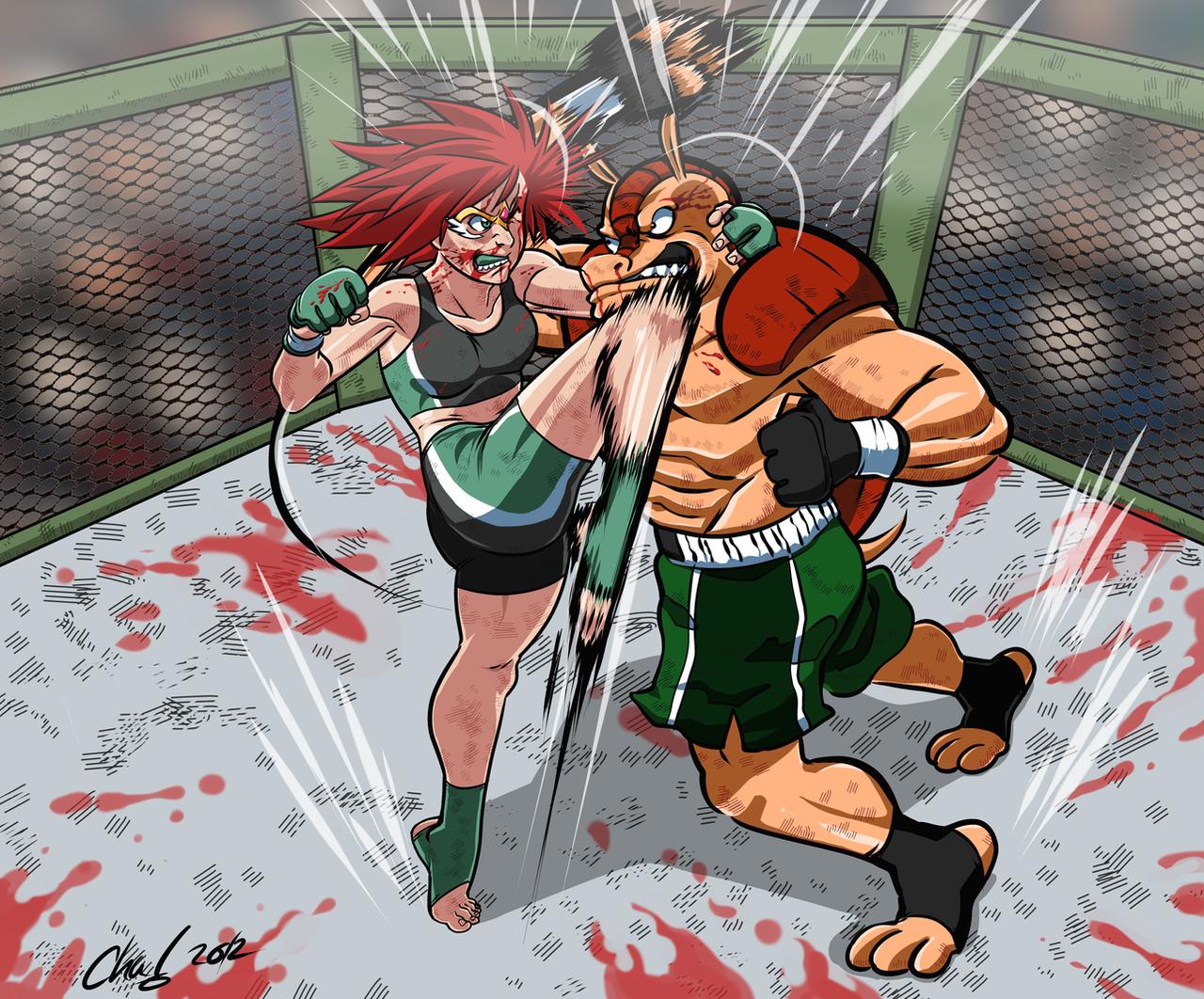 Amazon E Hentai bc fight hentai game
