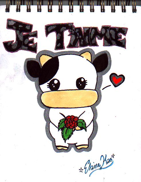 Je t'aime by MelodicInterval
