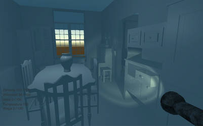 Cthulhu - Apartment [WIP Unity 3d]