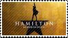 Hamilton Broadway Stamp by lovelyjasper