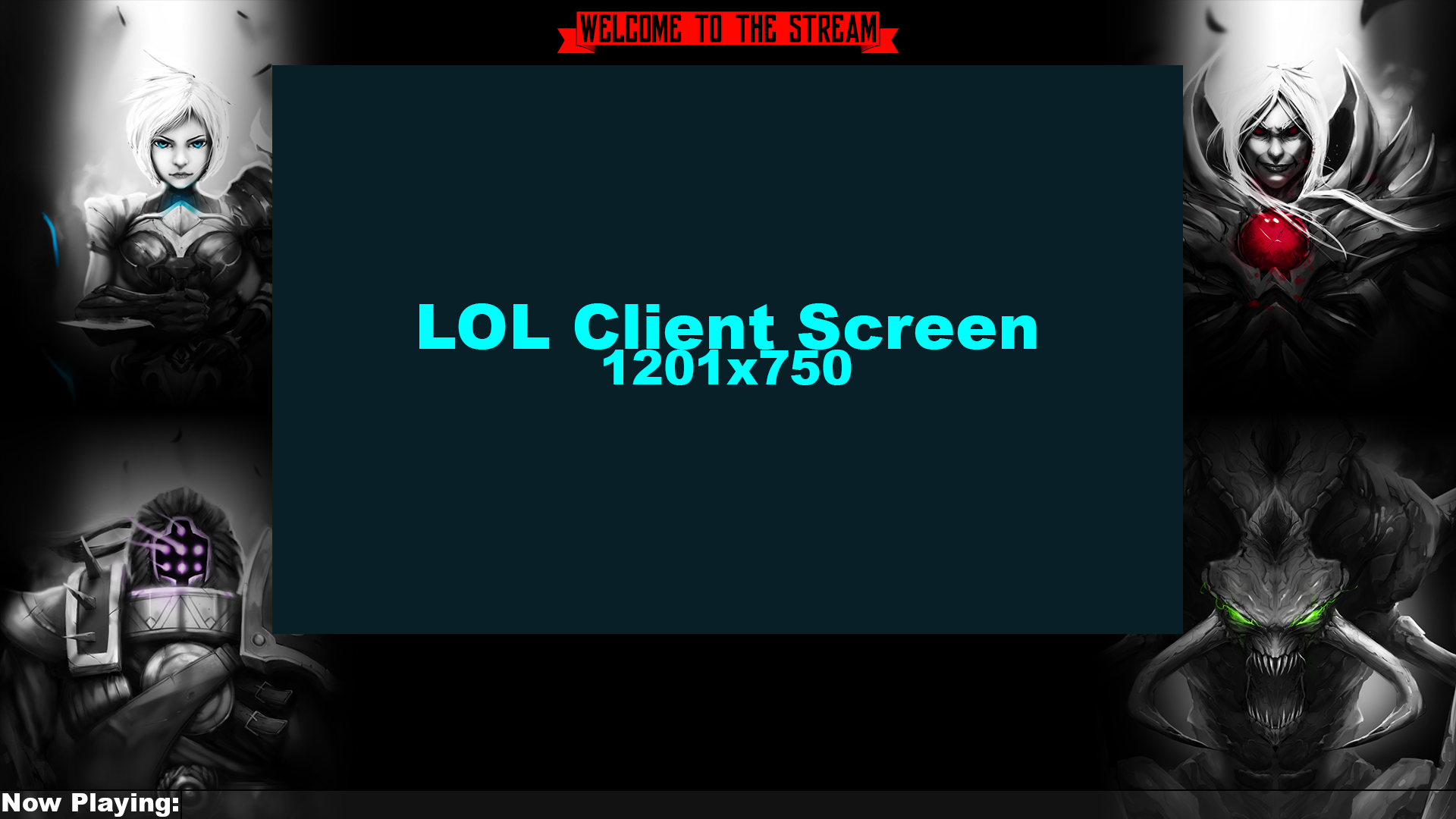 Stream Overlay Of Lolclient S6 Ftw Angelus By Uberwild On Deviantart