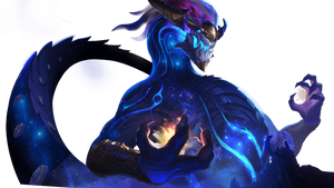 Aurelion Sol, The Star Forger by UberWild