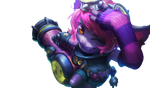 Riot Girl Tristana